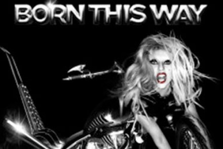 Lady Gaga Reveals Track Listing for 'Born This Way