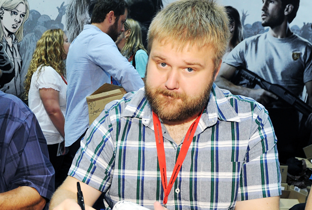 Robert Stones Fun With Problems >> Robert Kirkman Q A Writer Created The Walking Dead Rolling Stone