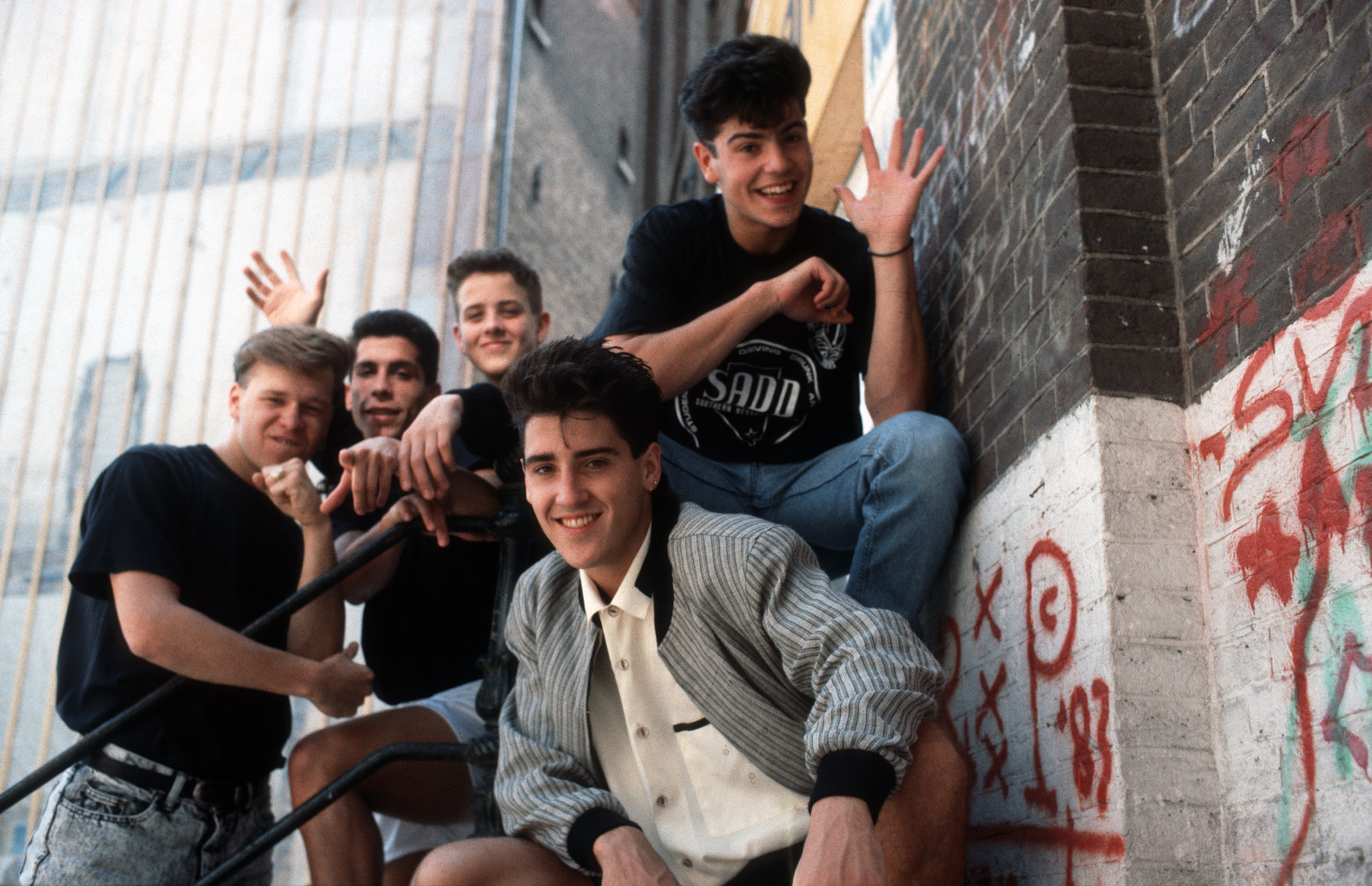 114eae6b3f3aa3 New Kids on the Block  Puberty to Platinum – Rolling Stone
