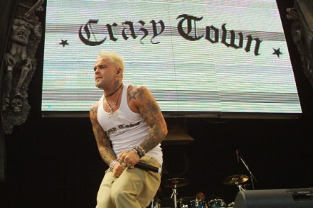 U are now Entering Crazy Town – Rolling Stone