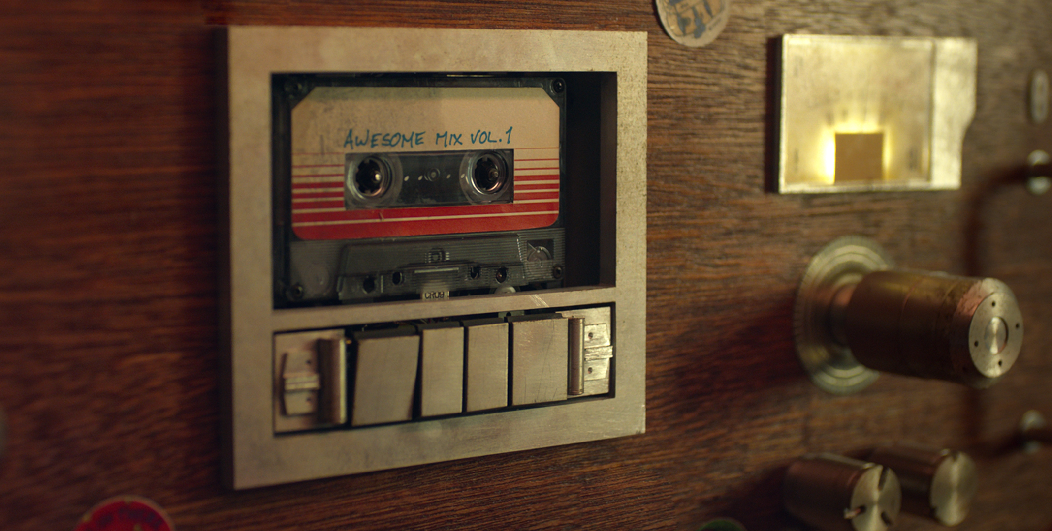 'Guardians of the Galaxy' Soundtrack Is Among 2014's Top-Selling Cassettes