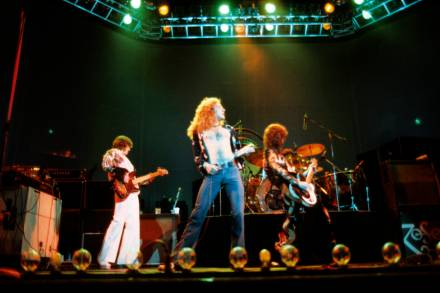 Hear an Unreleased Early Mix of Led Zeppelin's 'Houses of