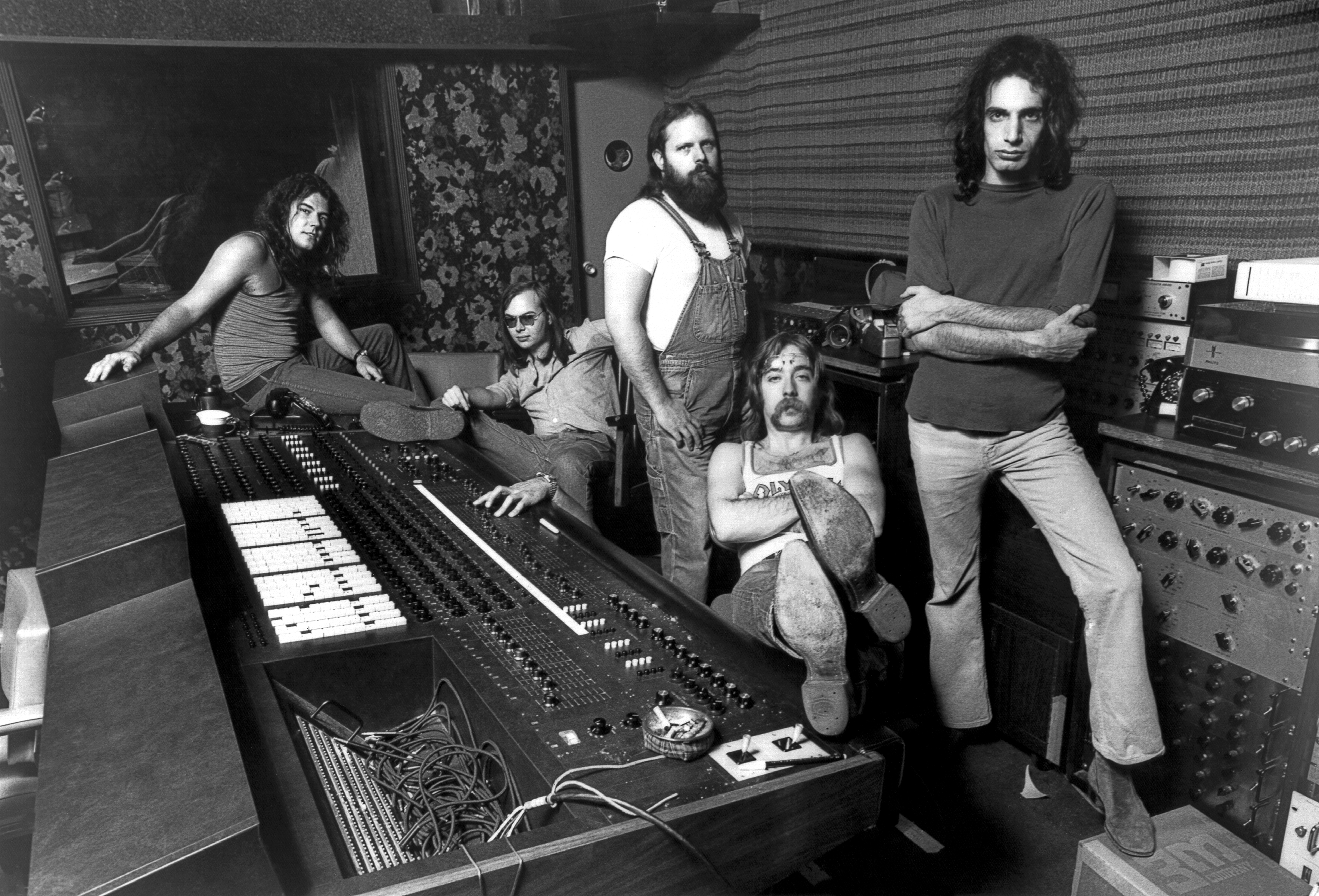 Steely Dan Comes Up Swinging Number Five With A Dildo Rolling Stone