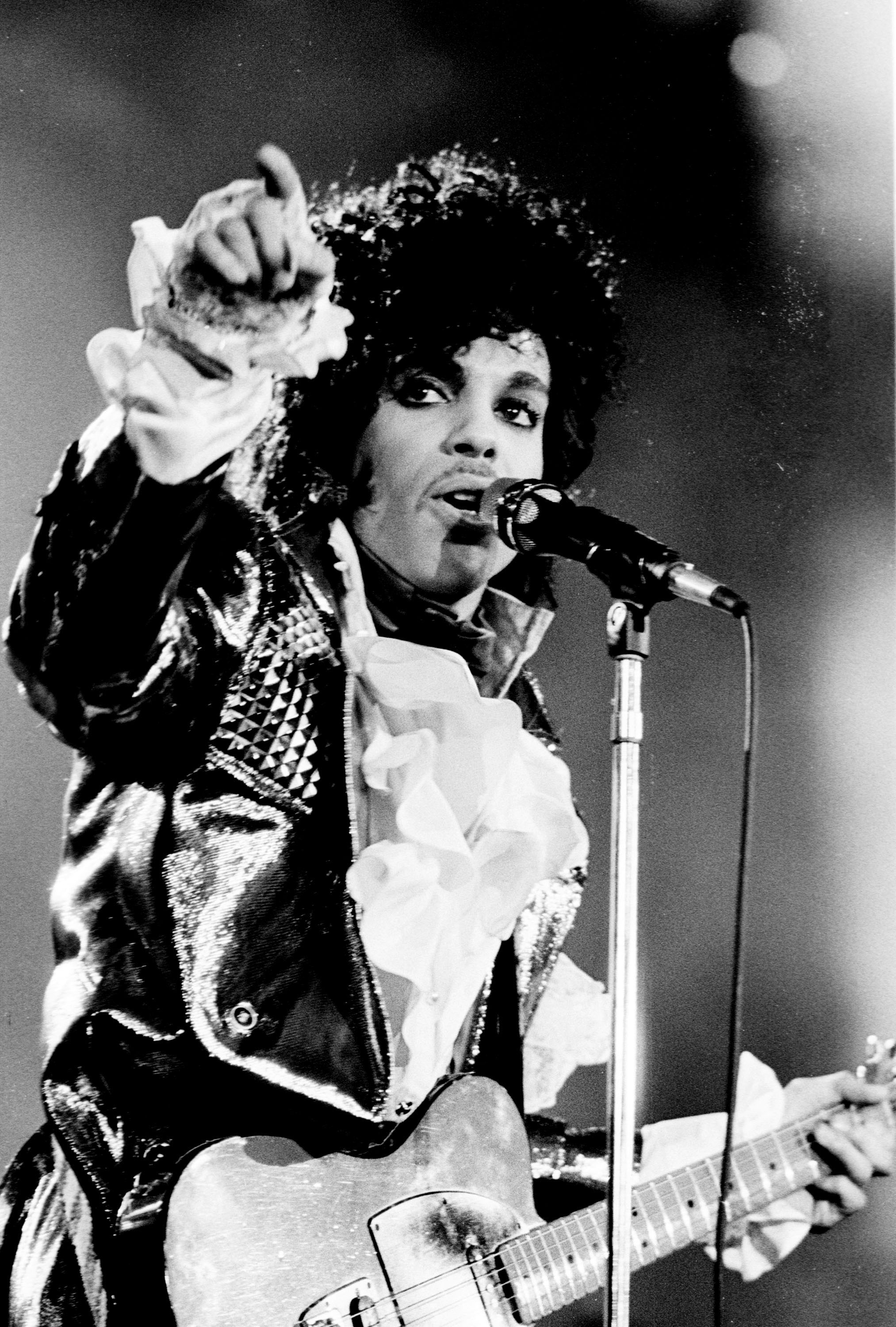 Prince, Solid Gold