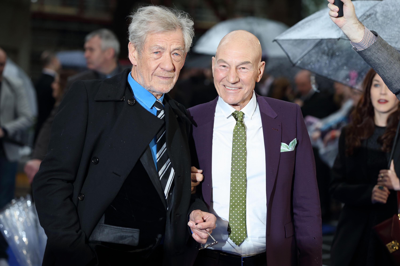 Patrick Stewart, Ian McKellen Not Returning for Next 'X-Men' Film