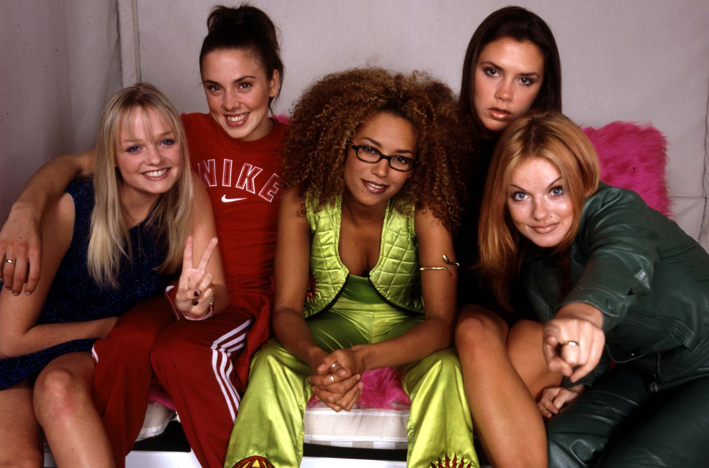 Spice girls boob