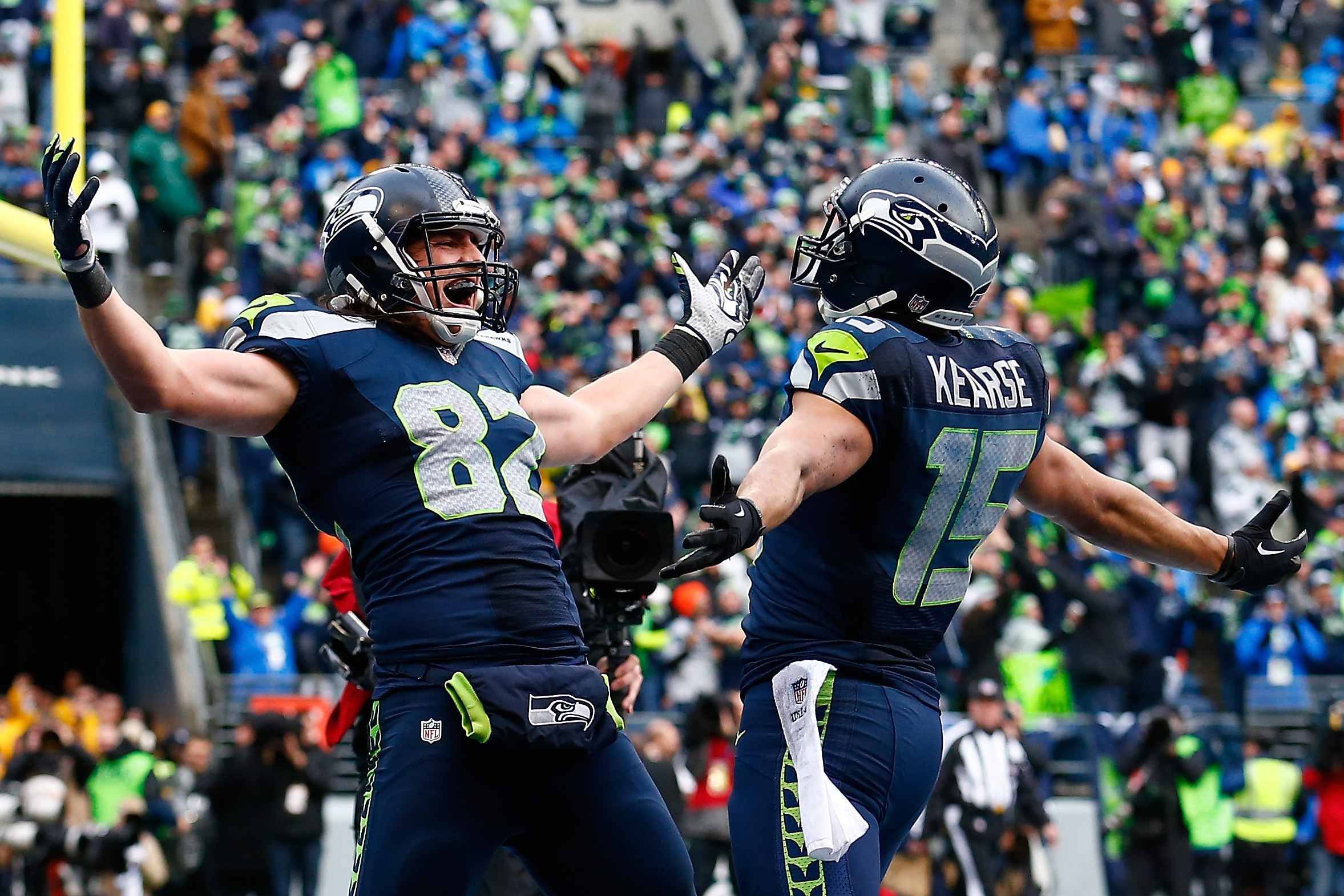 Seahawks Keep Believing, All the Way to the Super Bowl