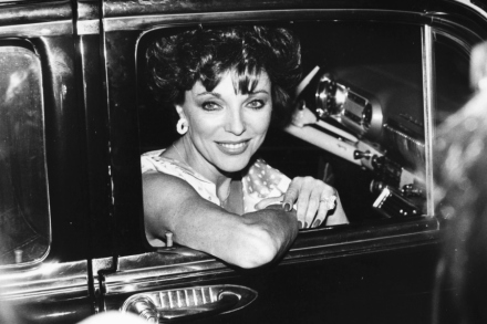 Joan Collins Needs 12 Inches – Rolling Stone