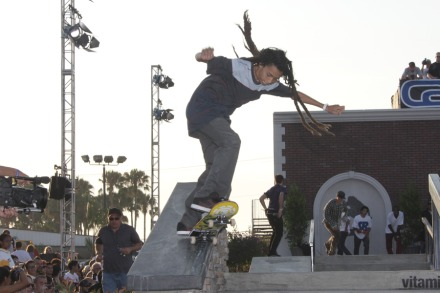 Nyjah Huston: Teen Skateboard Star – Rolling Stone