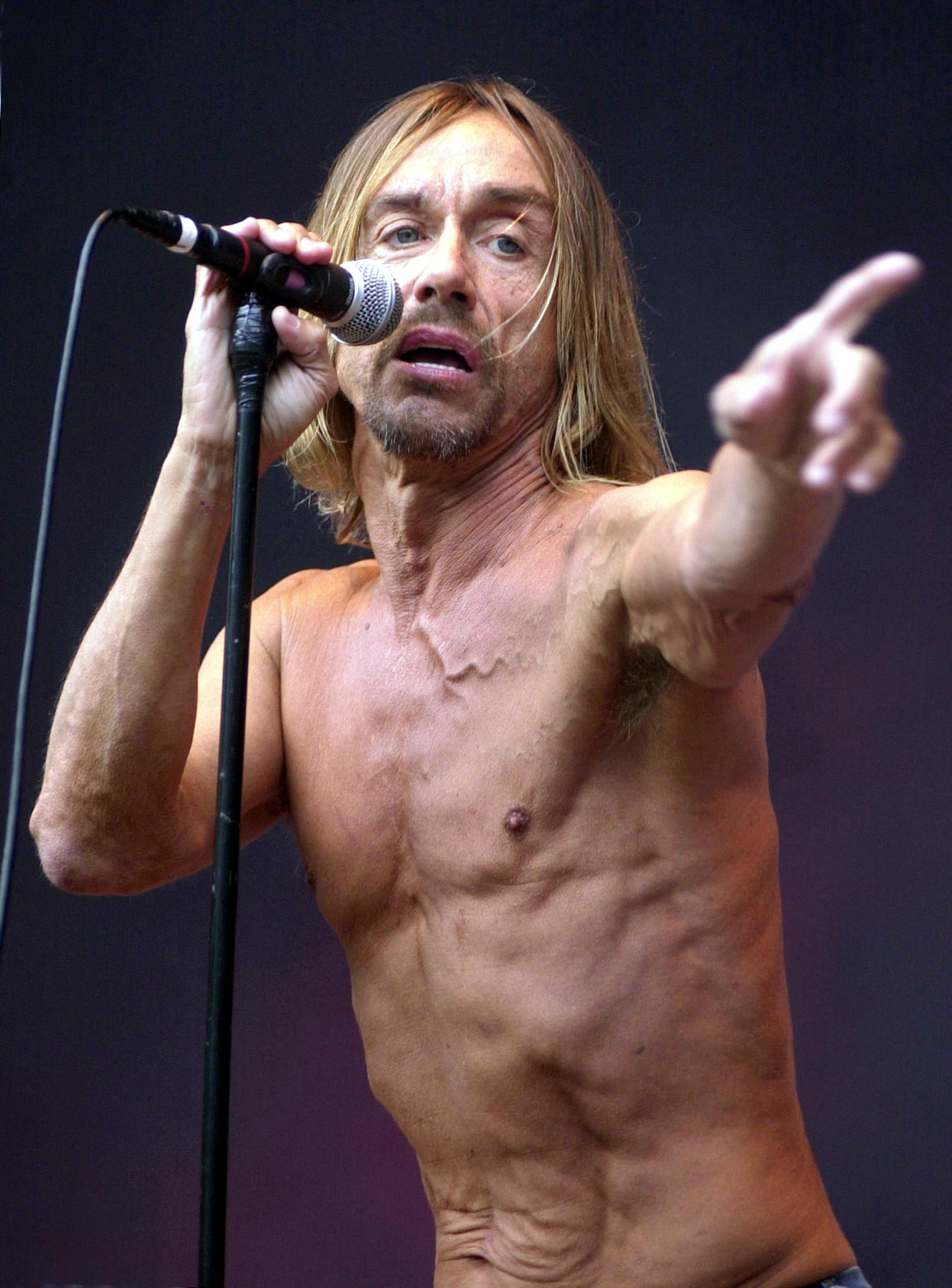 Iggy Pop's Trail of Destruction – Rolling Stone