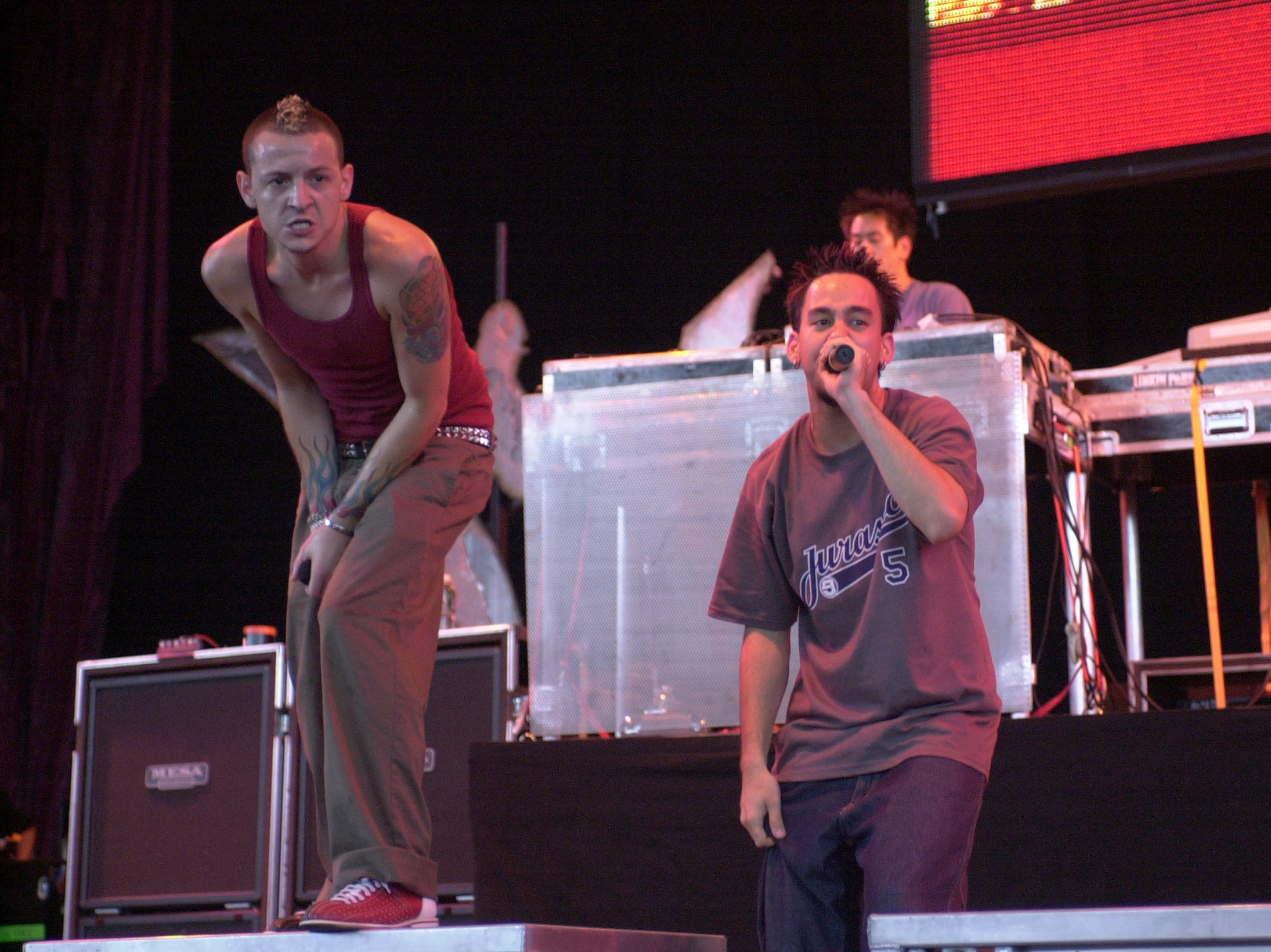 Linkin Park's Compassionate Thrash – Rolling Stone