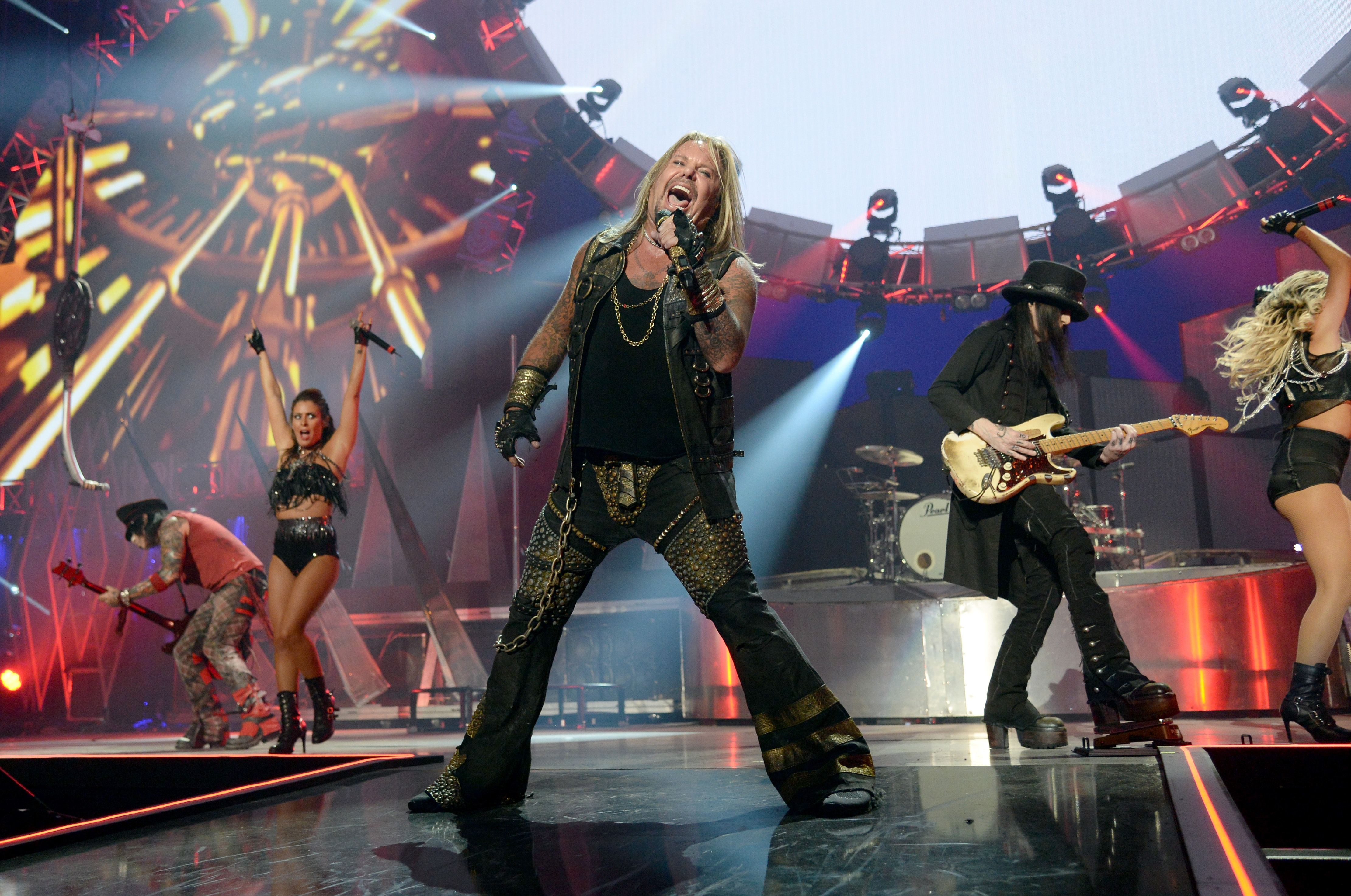 Motley Crue Announce Final Tour Dates Rolling Stone