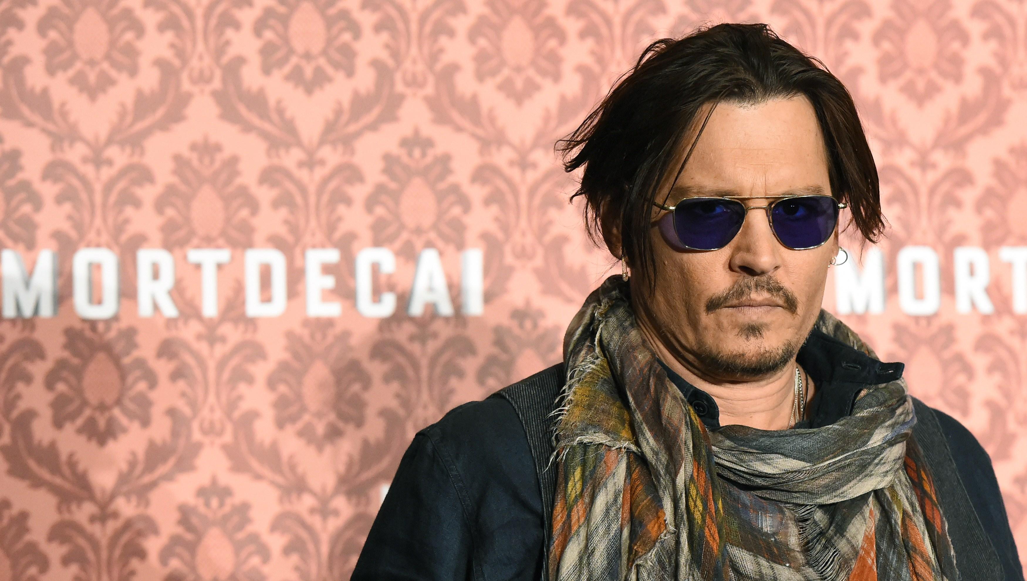 Johnny Depp: Actors Who Start Bands 'Make Me Sick'