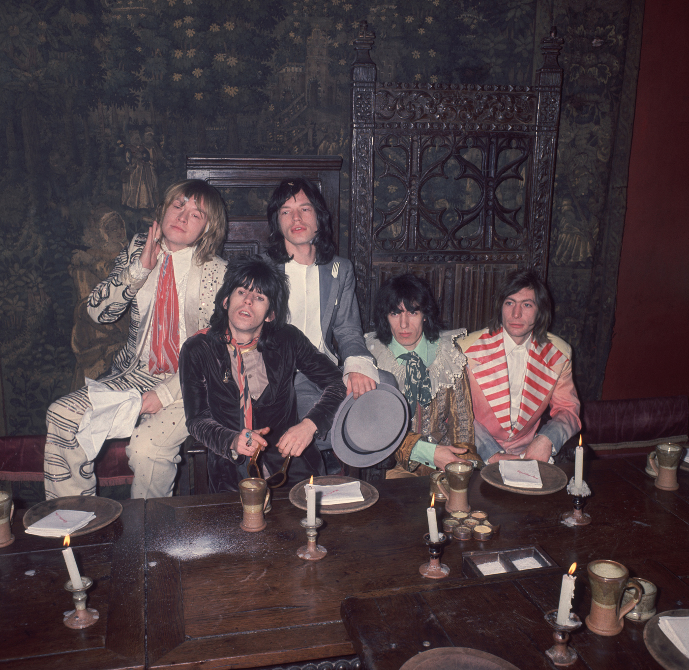 Inside the Rolling Stones' 'Beggars' Banquet'
