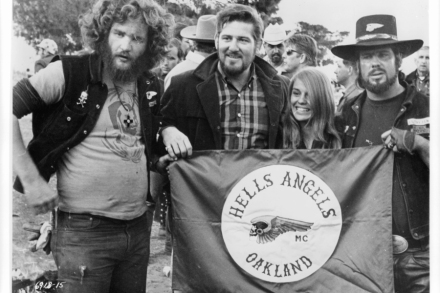 Angels in Court: George 'Baby Huey' Weathern & Hell's Angels