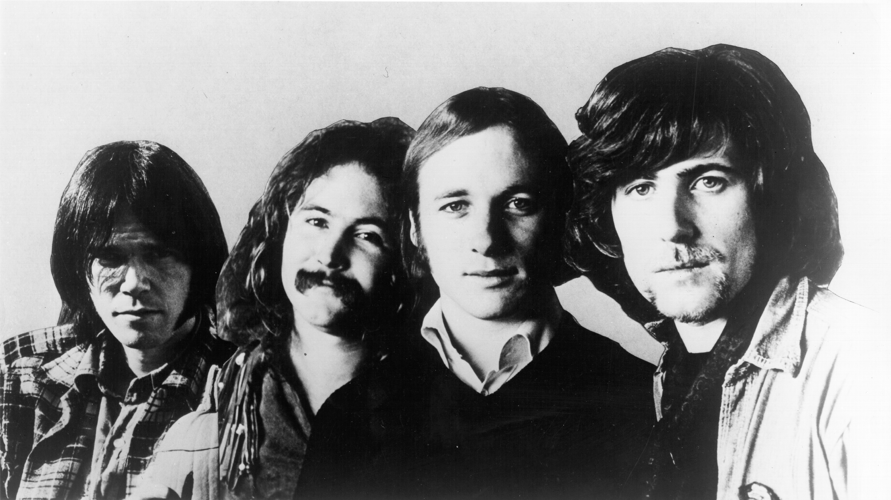 Image result for pictures of crosby stills nash & young