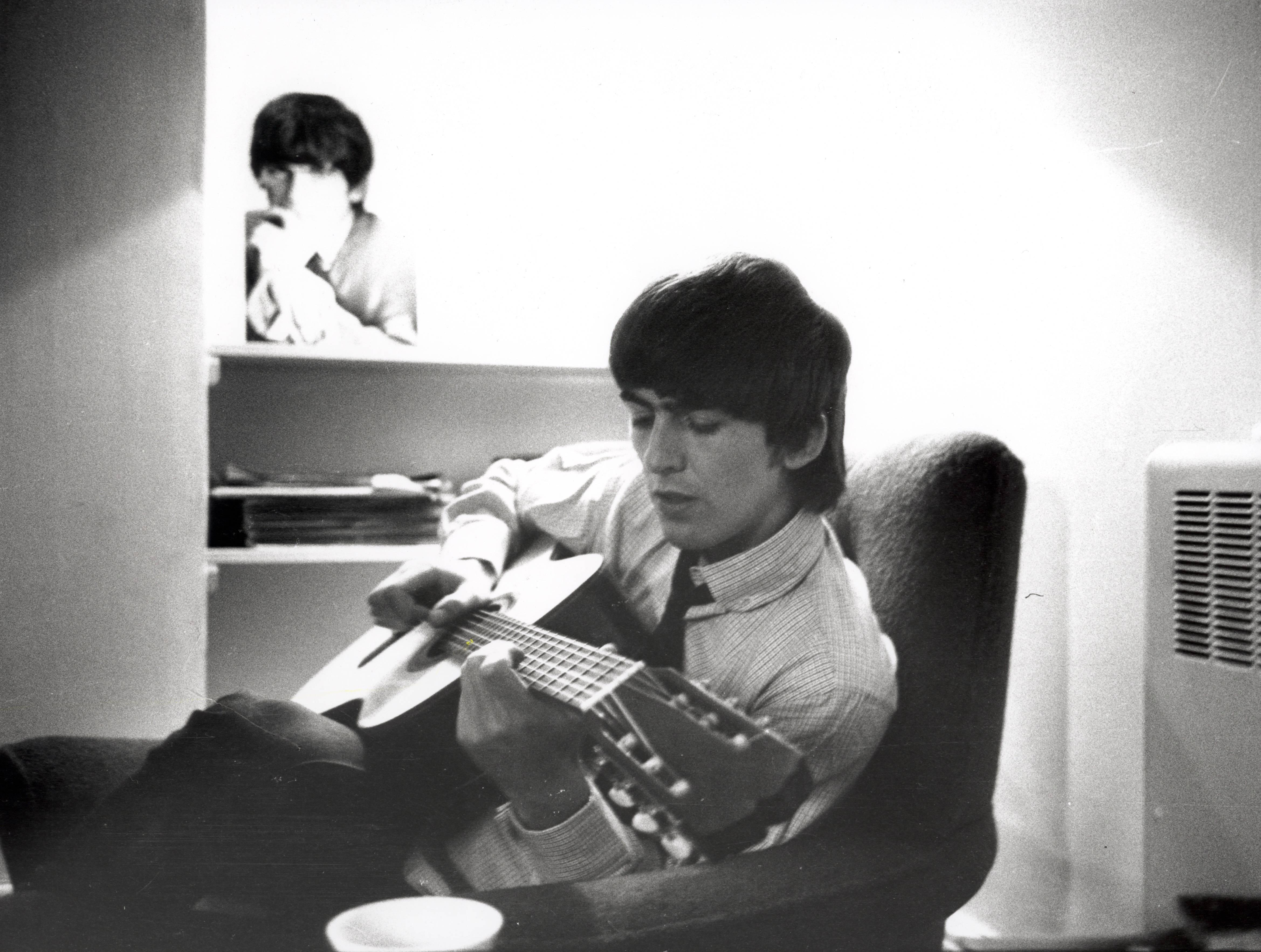 25 Essential George Harrison Performances Rolling Stone