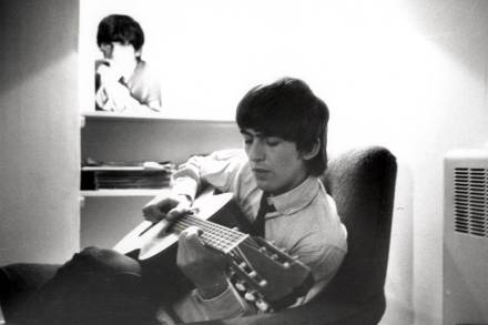 25 Essential George Harrison Performances – Rolling Stone