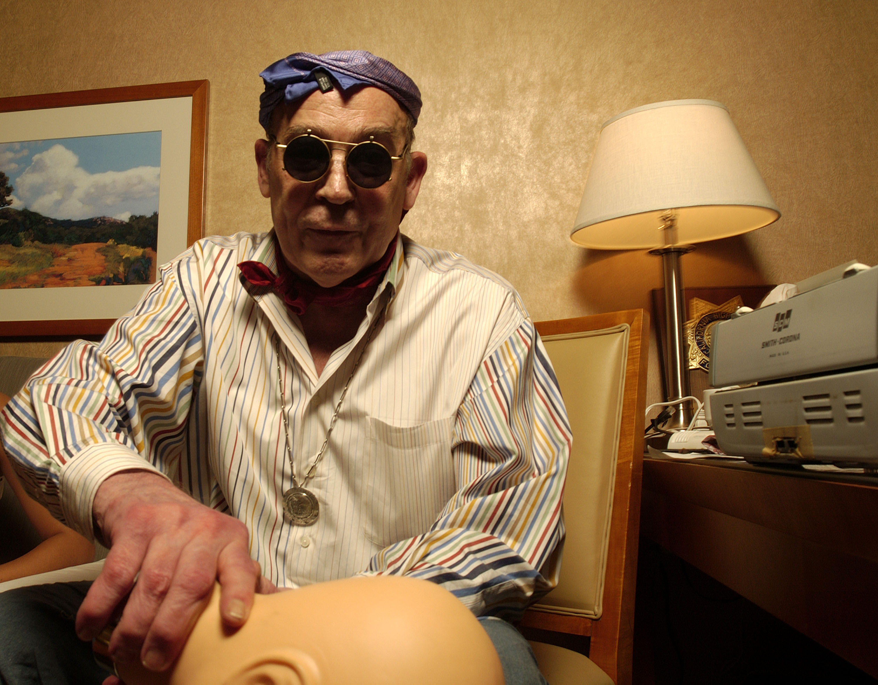 157a5d9686e23 Hunter S. Thompson  Contentment Was Not Enough – Rolling Stone