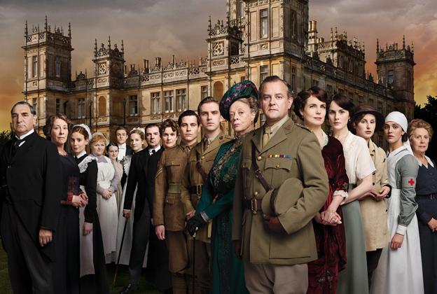 'Downton Abbey' Will Return for a Fifth Season