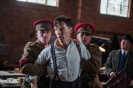 "Benedict Cumberbatch on Cracking 'Imitation Game""s Code"