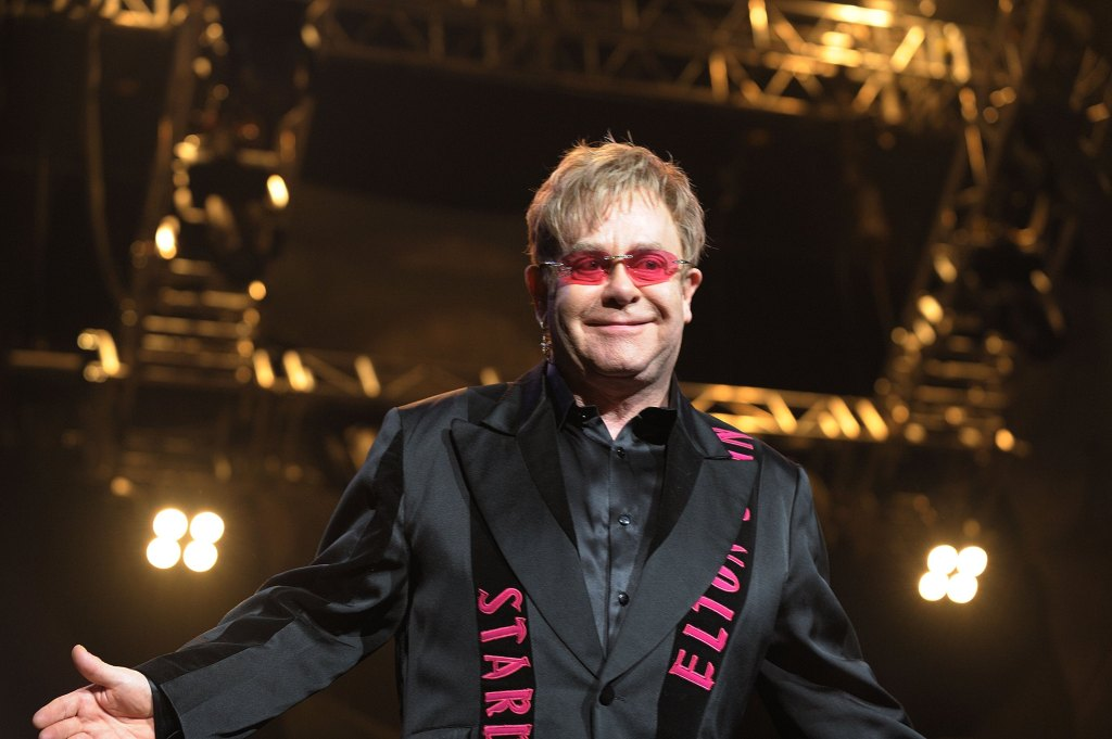 The Rolling Stone Interview Elton John Rolling Stone