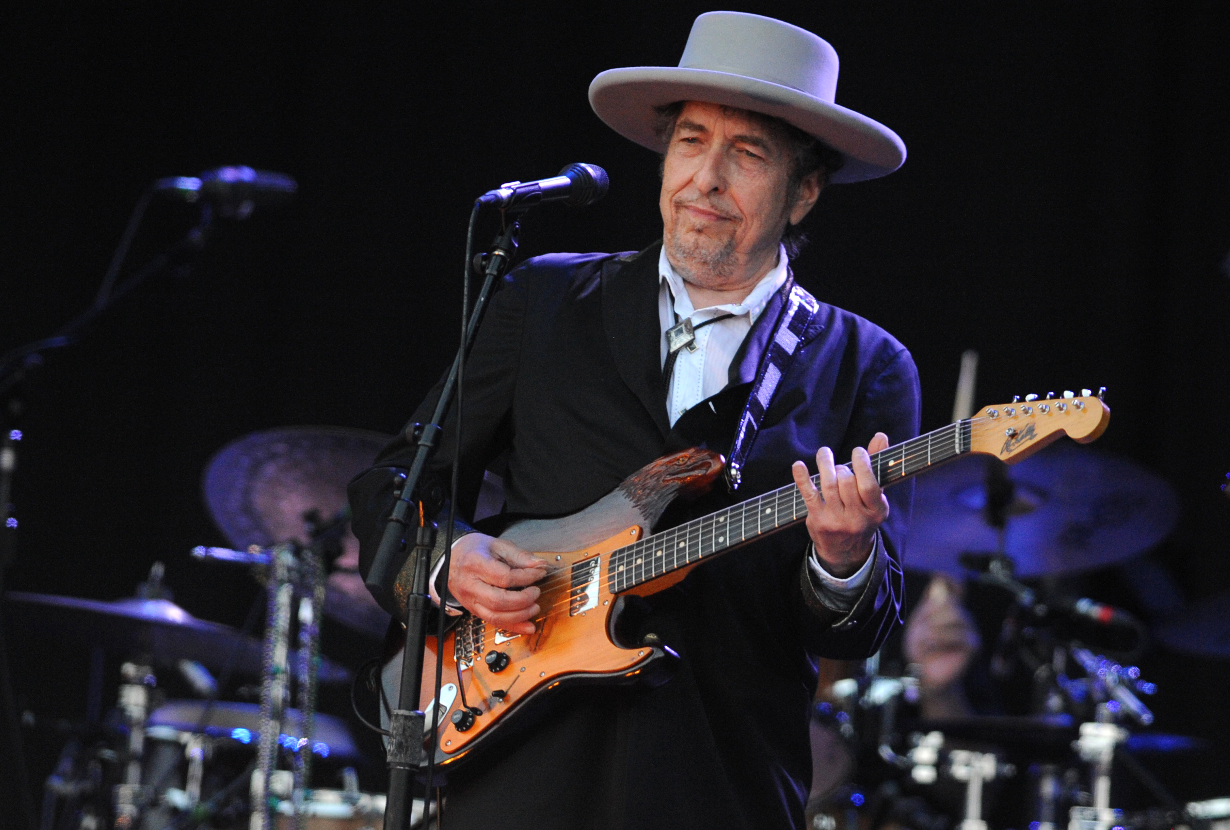 Bob Dylan: The Government's Not Going to Create Jobs. Billionaires Can