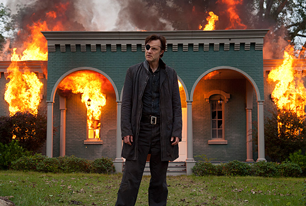 'Walking Dead' Recap: The Return of the One-Eyed Man