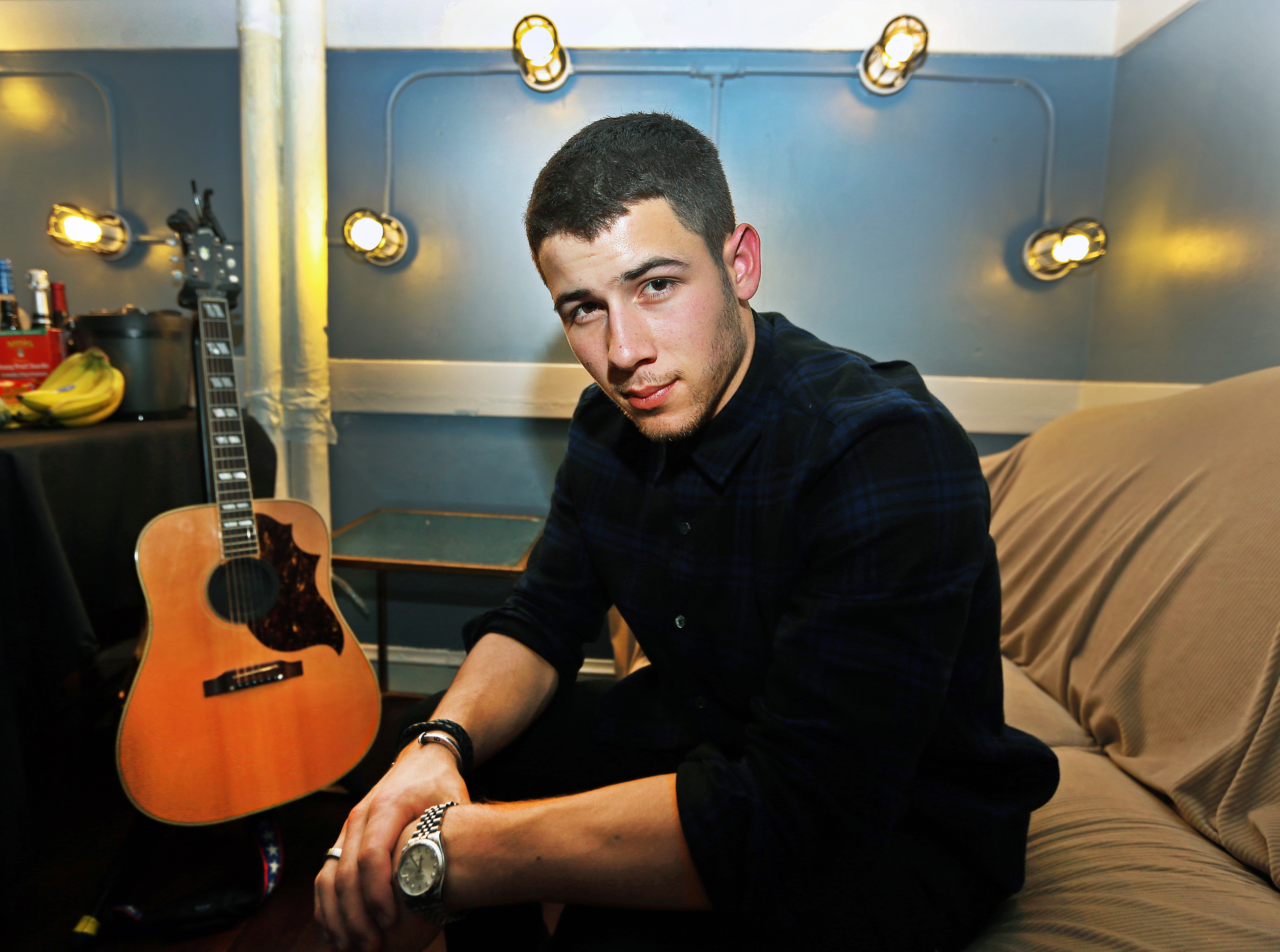 Nick Jonas on Partying With Taylor Swift and Becoming a Gay Icon