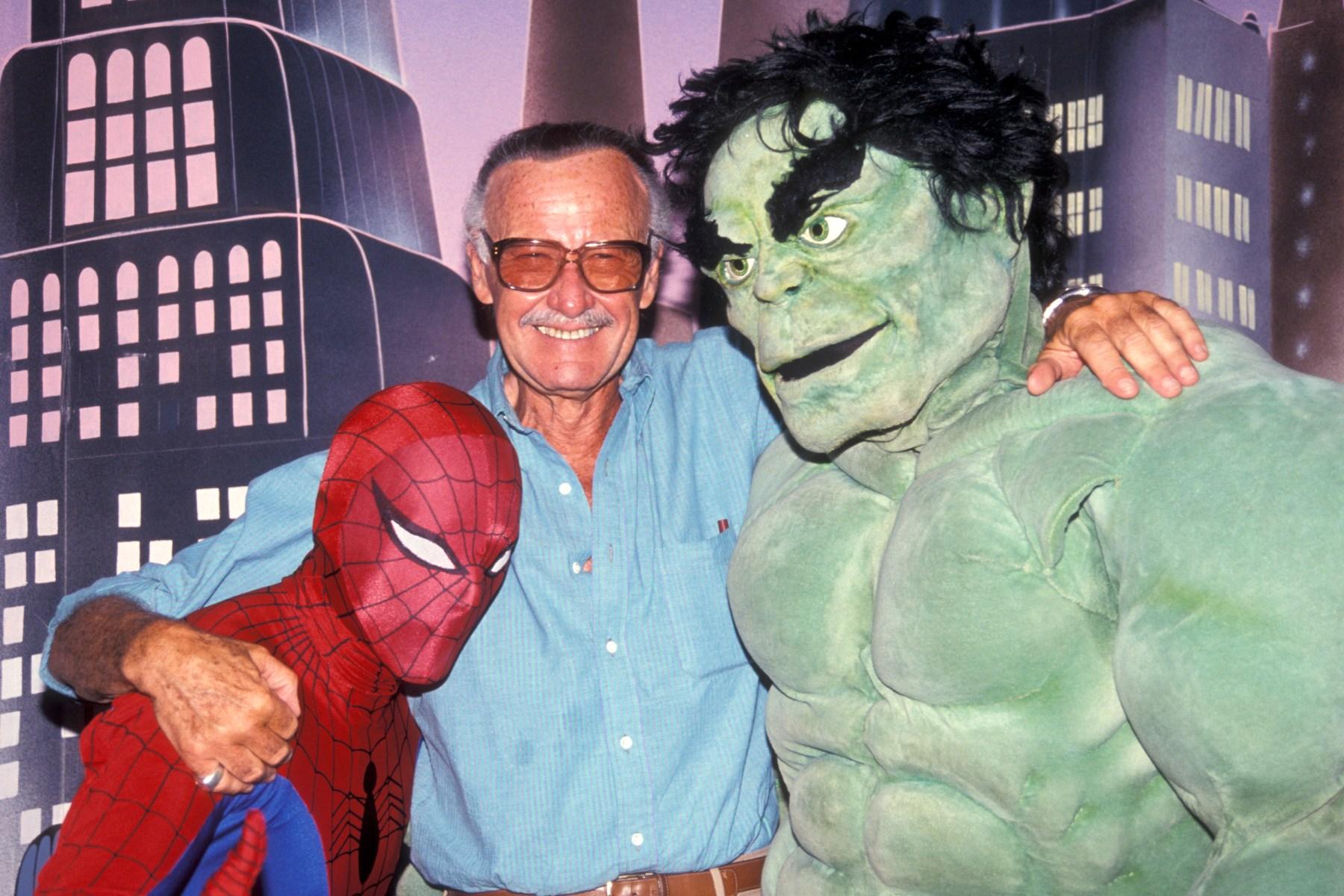 Comic, book, mogul, Stan Lee