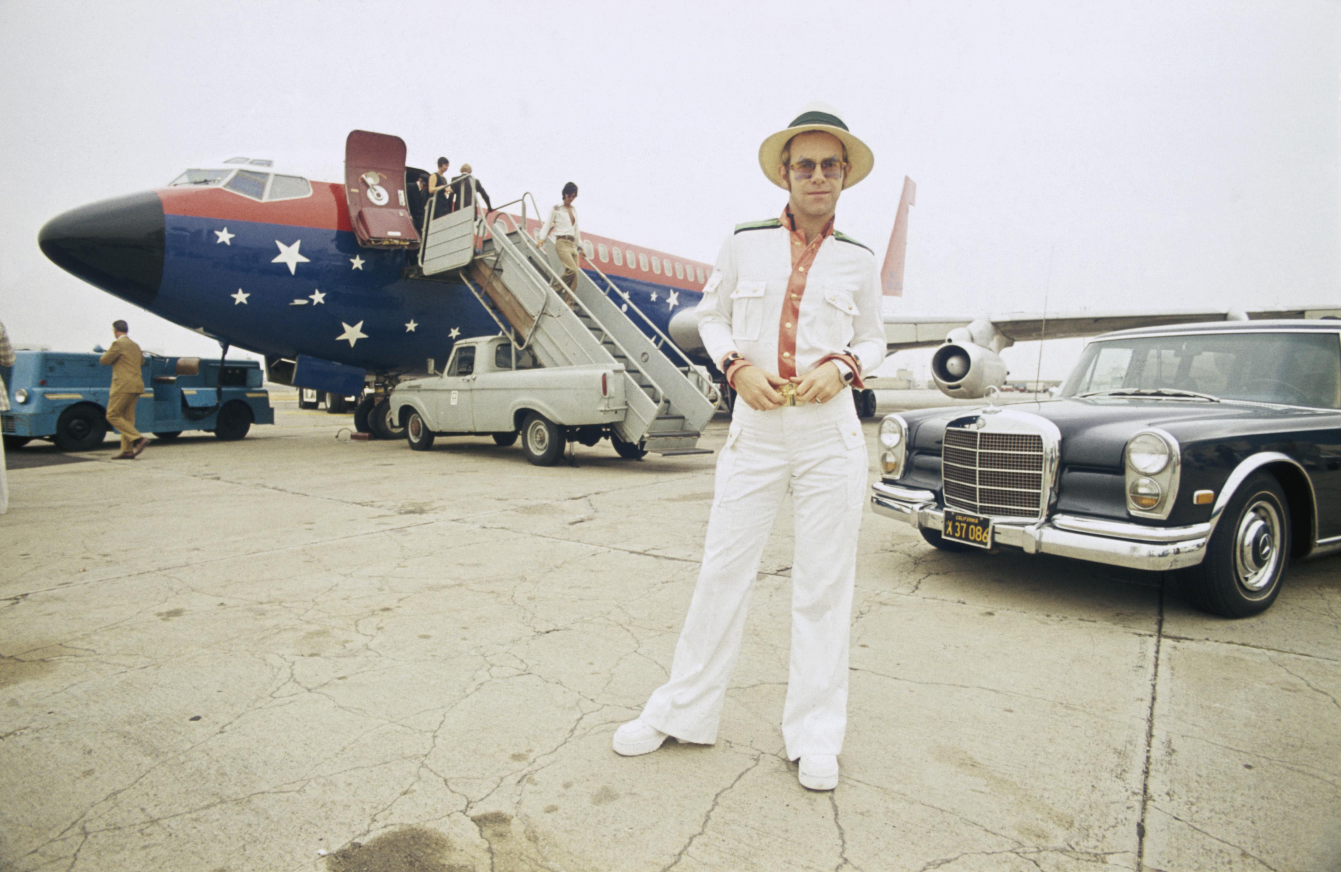 Elton John: The Four-Eyed Bitch Is Back – Rolling Stone