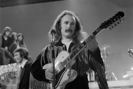 David Crosby: The Rolling Stone Interview - Rolling Stone