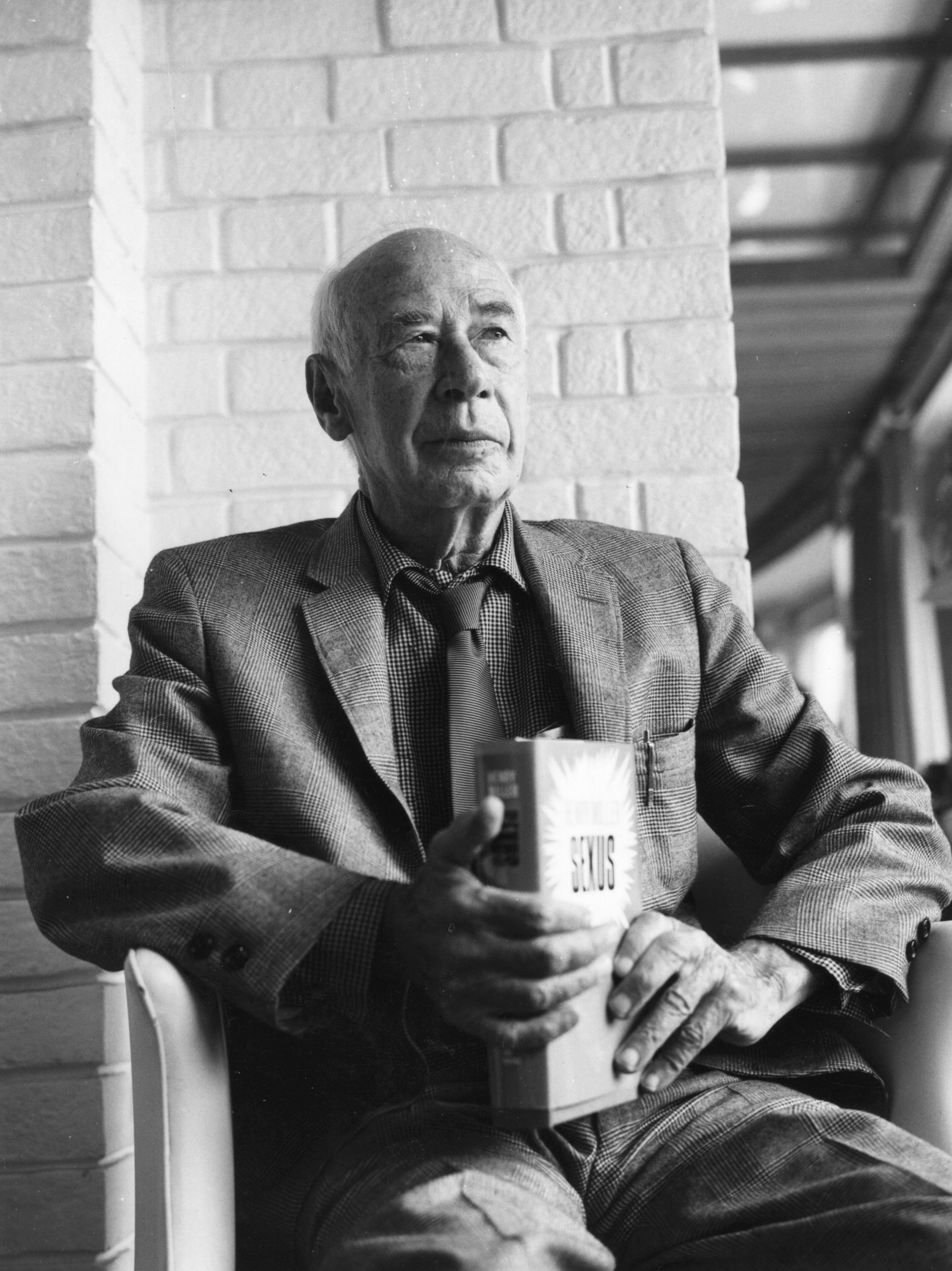 Henry Miller: Reflections of a Cosmic Tourist