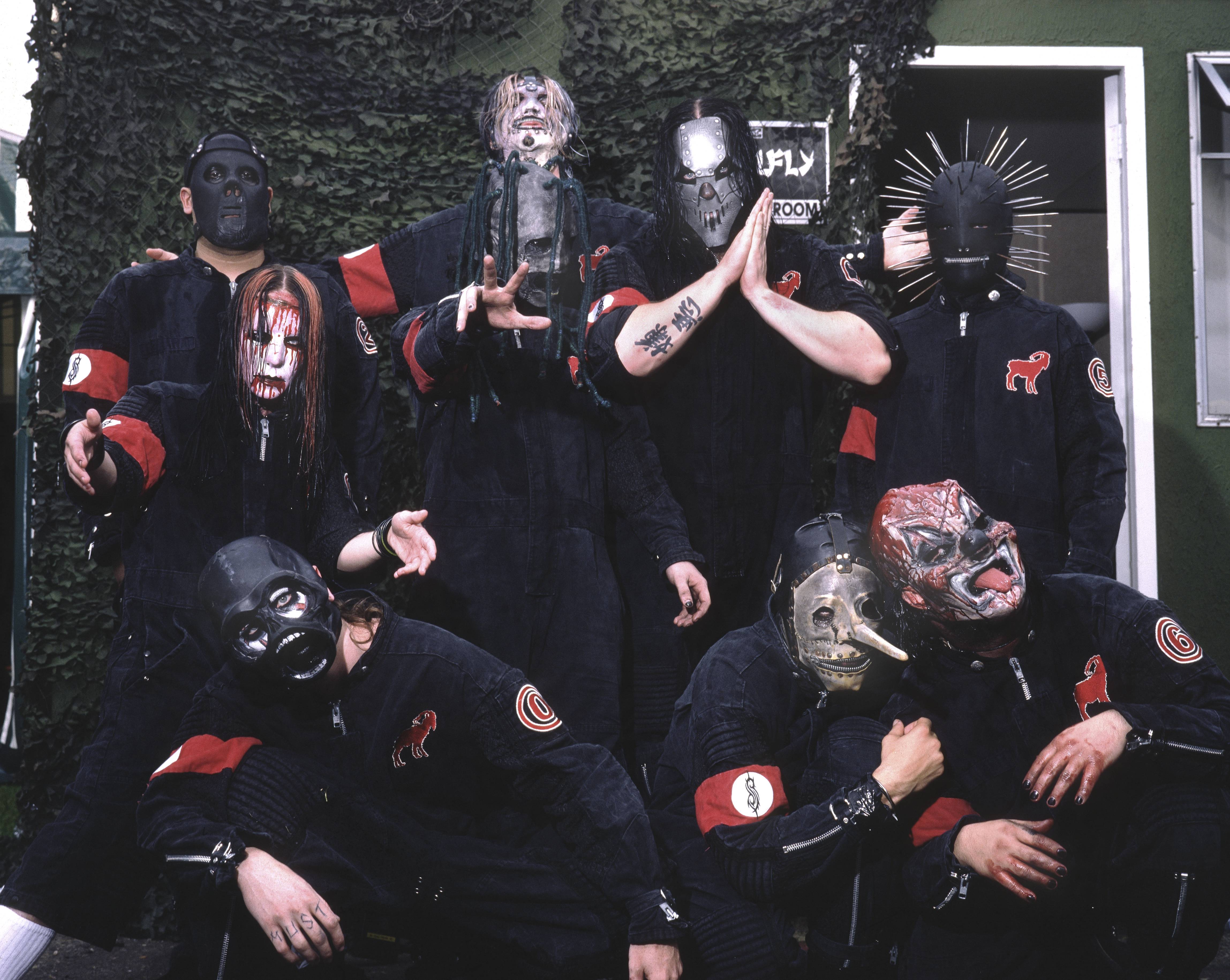 Slipknot Highway To Hell Rolling Stone