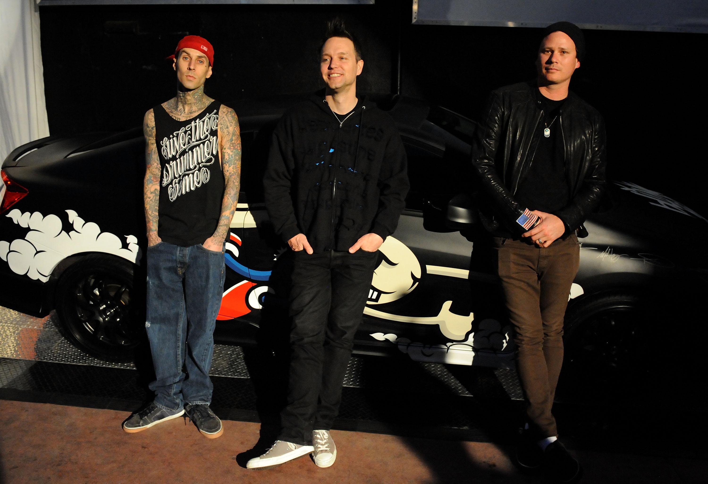 Blink-182's Mark Hoppus, Travis Barker Blast 'Ungrateful