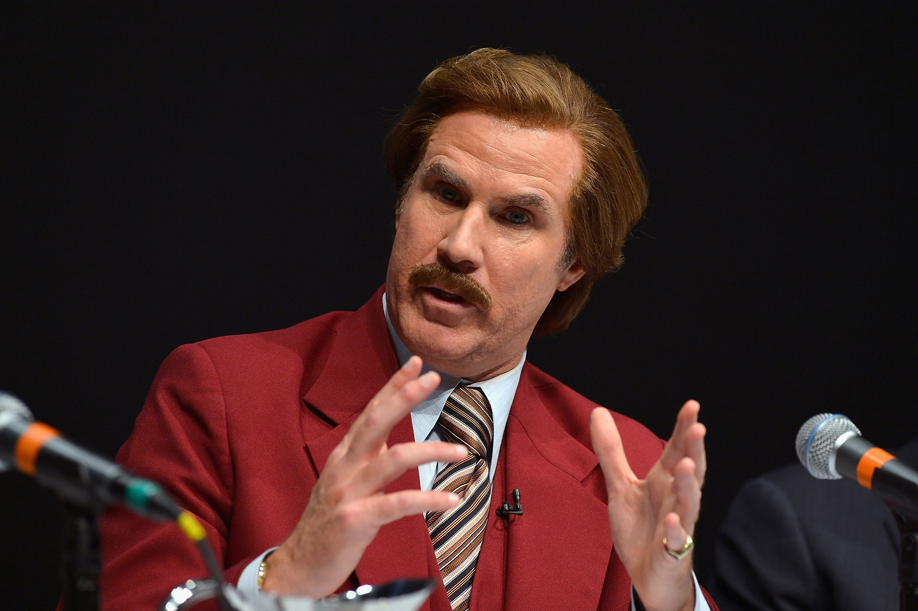 Ron Burgundy's 'SportsCenter' Appearance Postponed – Rolling Stone