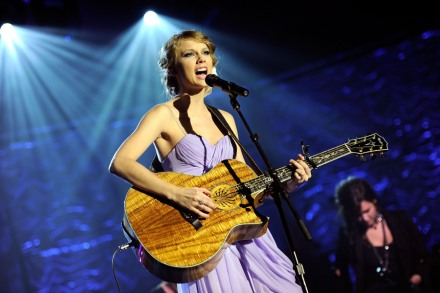Taylor Swift in Wonderland: The reckless heart, restless