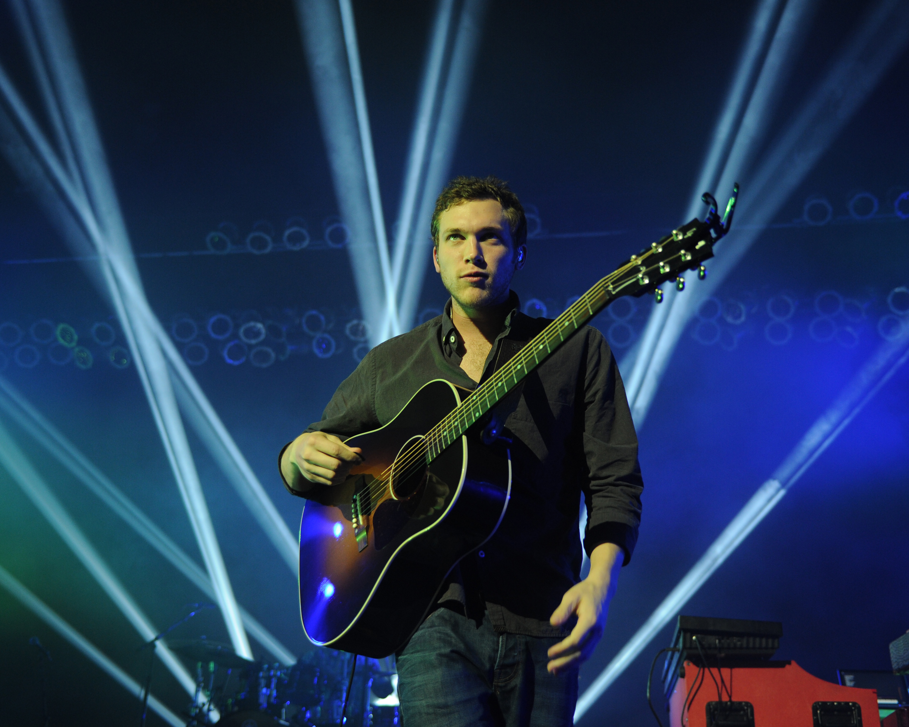 Phillip Phillips Seeks Break From 'Oppressive' 'American Idol' Producer