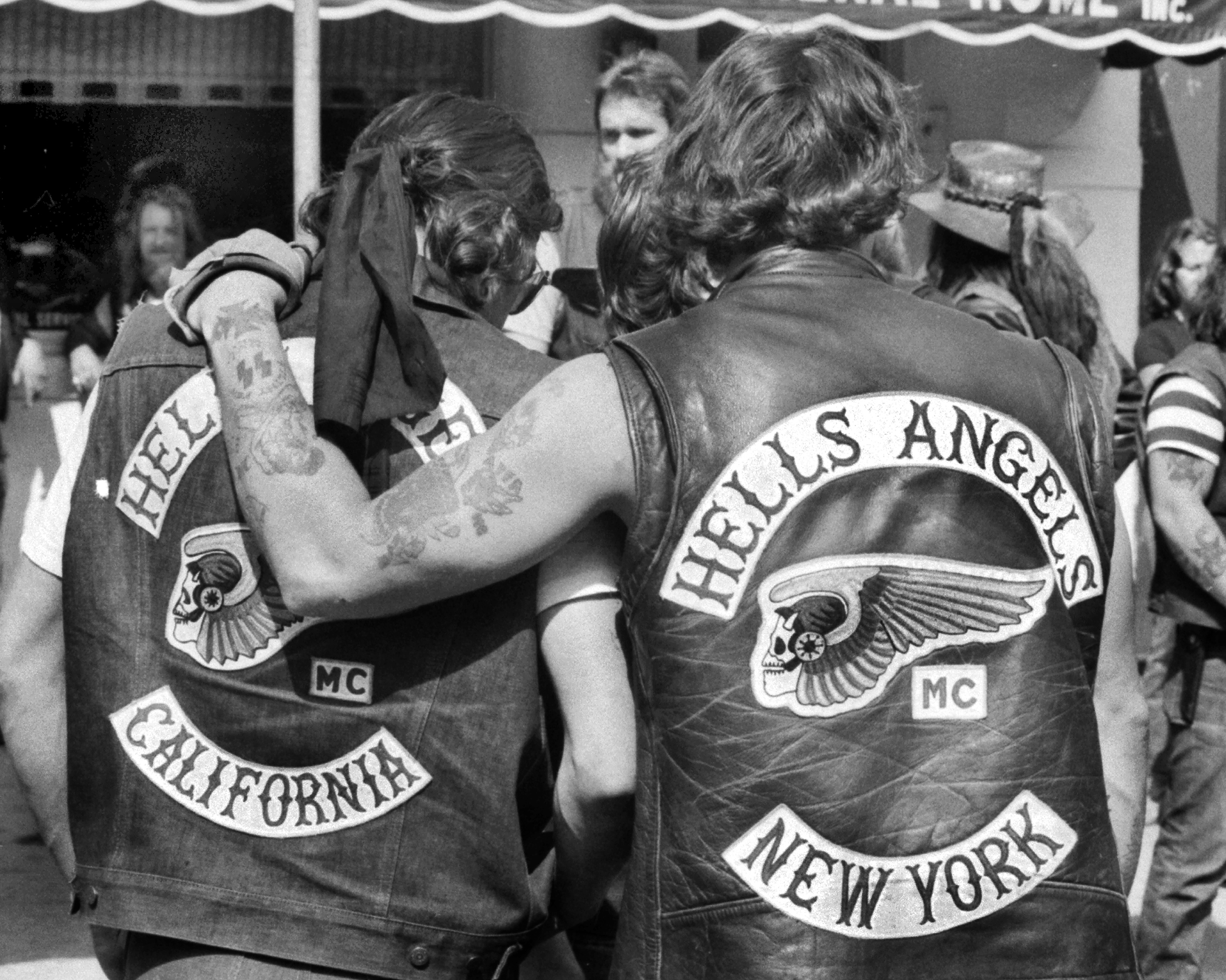 Hells Angels Masters Of Menace Rolling Stone