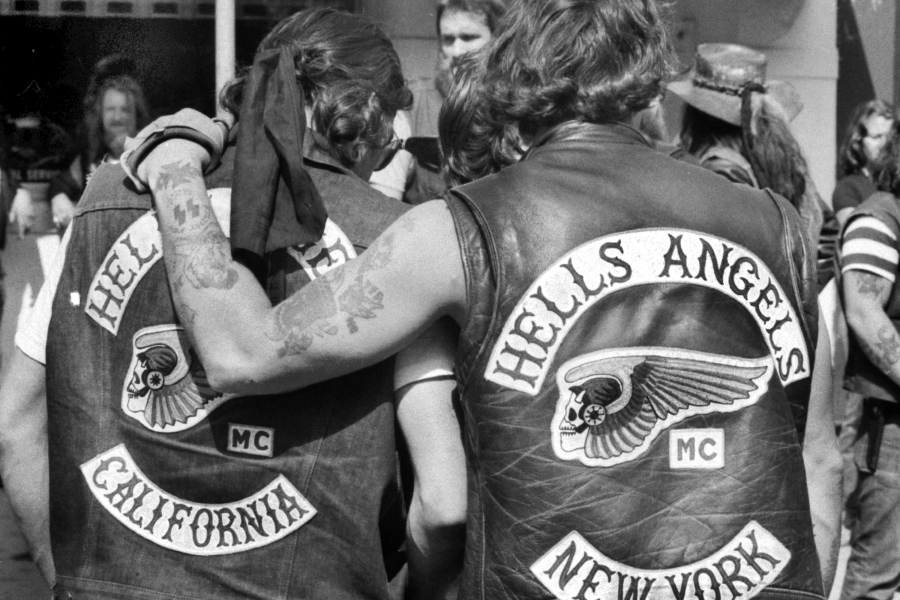 Putin's Angels: Inside Russia's Most Infamous Motorcycle Club