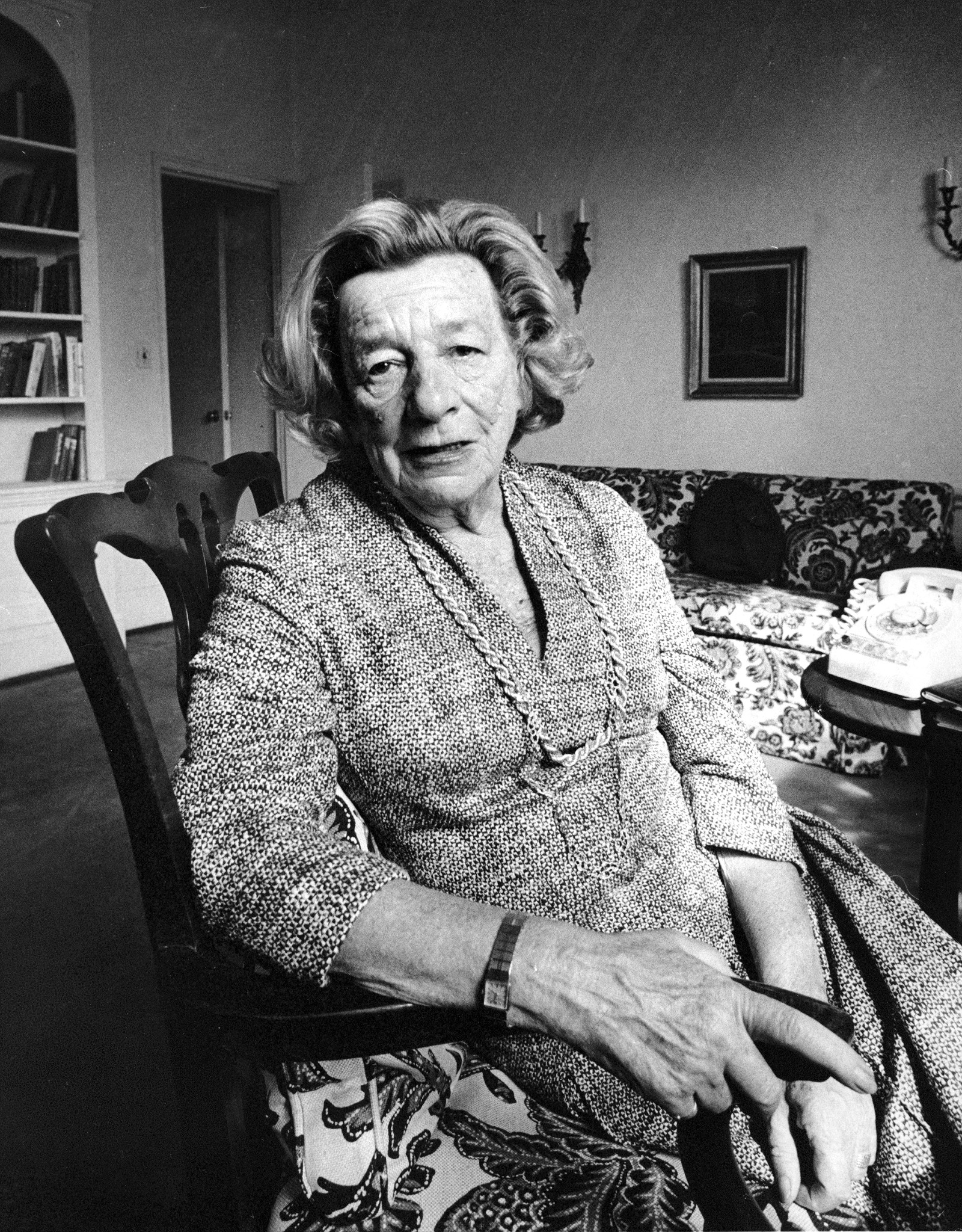 A Conversation With Lillian Hellman - Rolling Stone