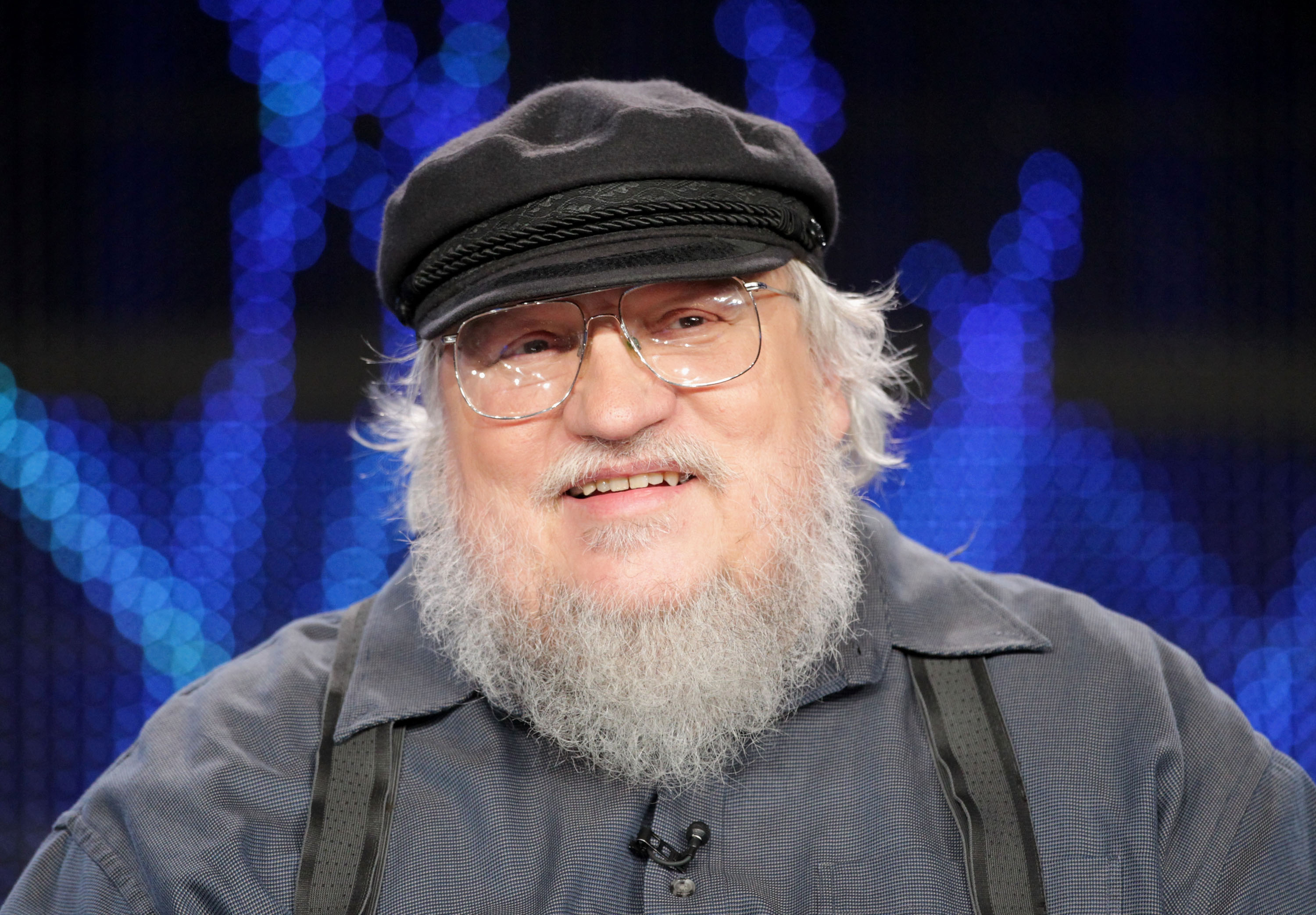 George Rr Martin Knight Of The Seven Man Behind Throne Rolling Stone