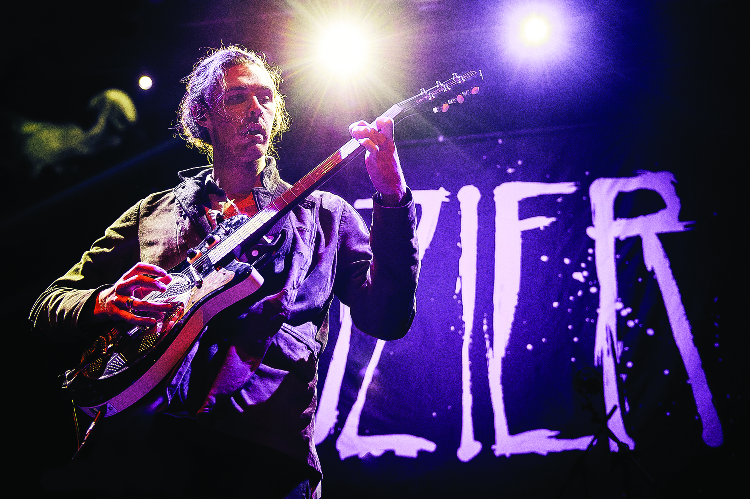 Behind Hozier's Unlikely Rise