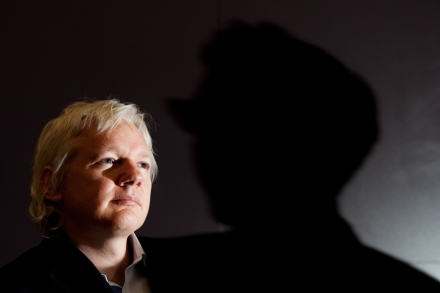 Julian Assange: The Rolling Stone Interview by Michael
