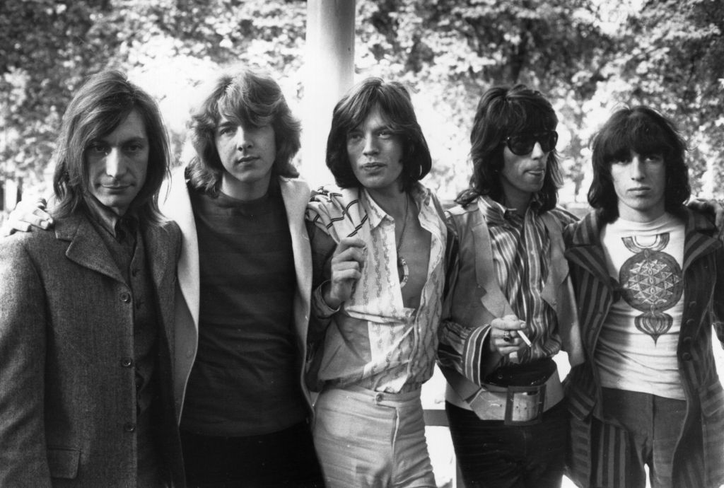 The Rolling Stones Fall 1969 Tour