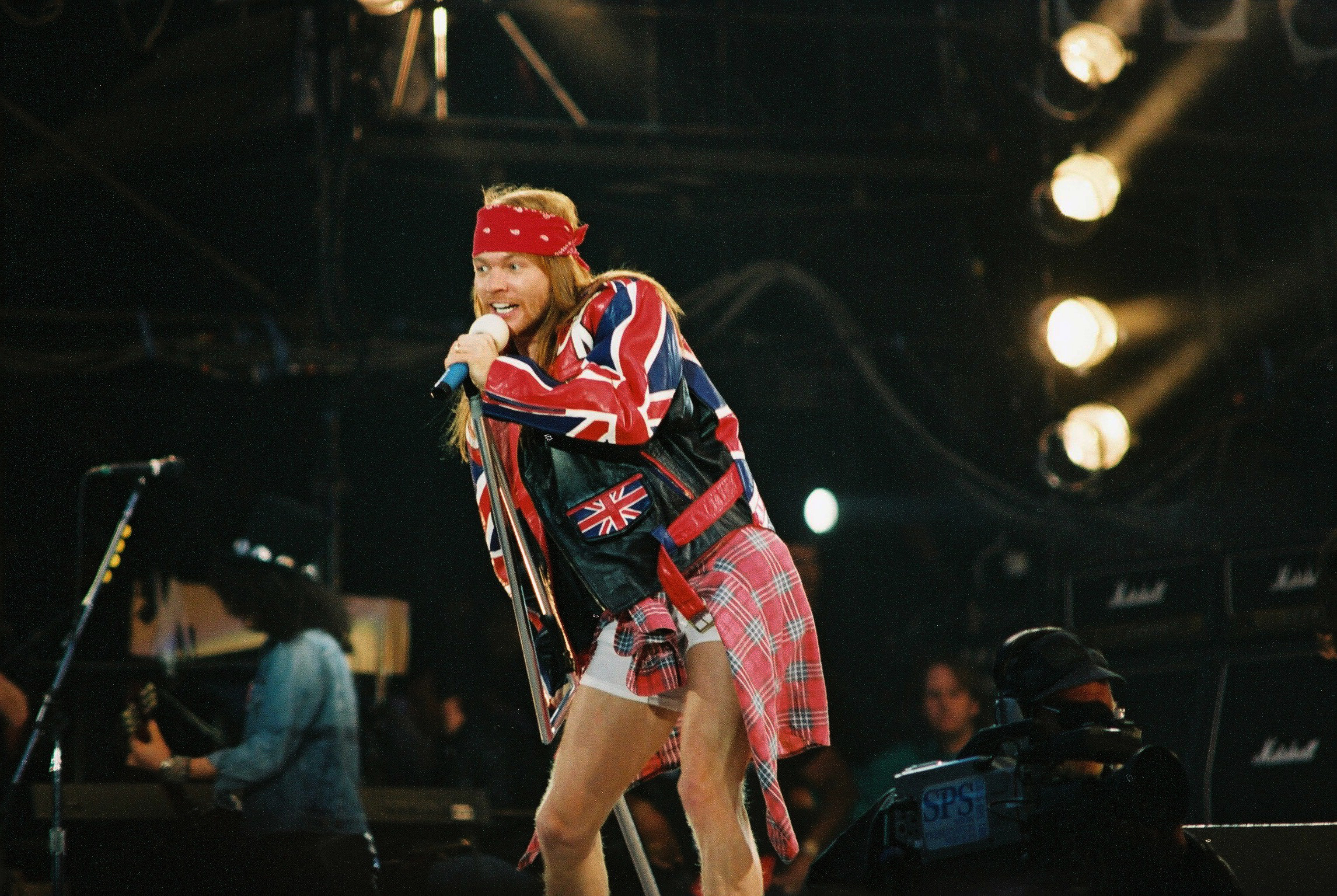 Axl Rose The Rolling Stone Interview Rolling Stone