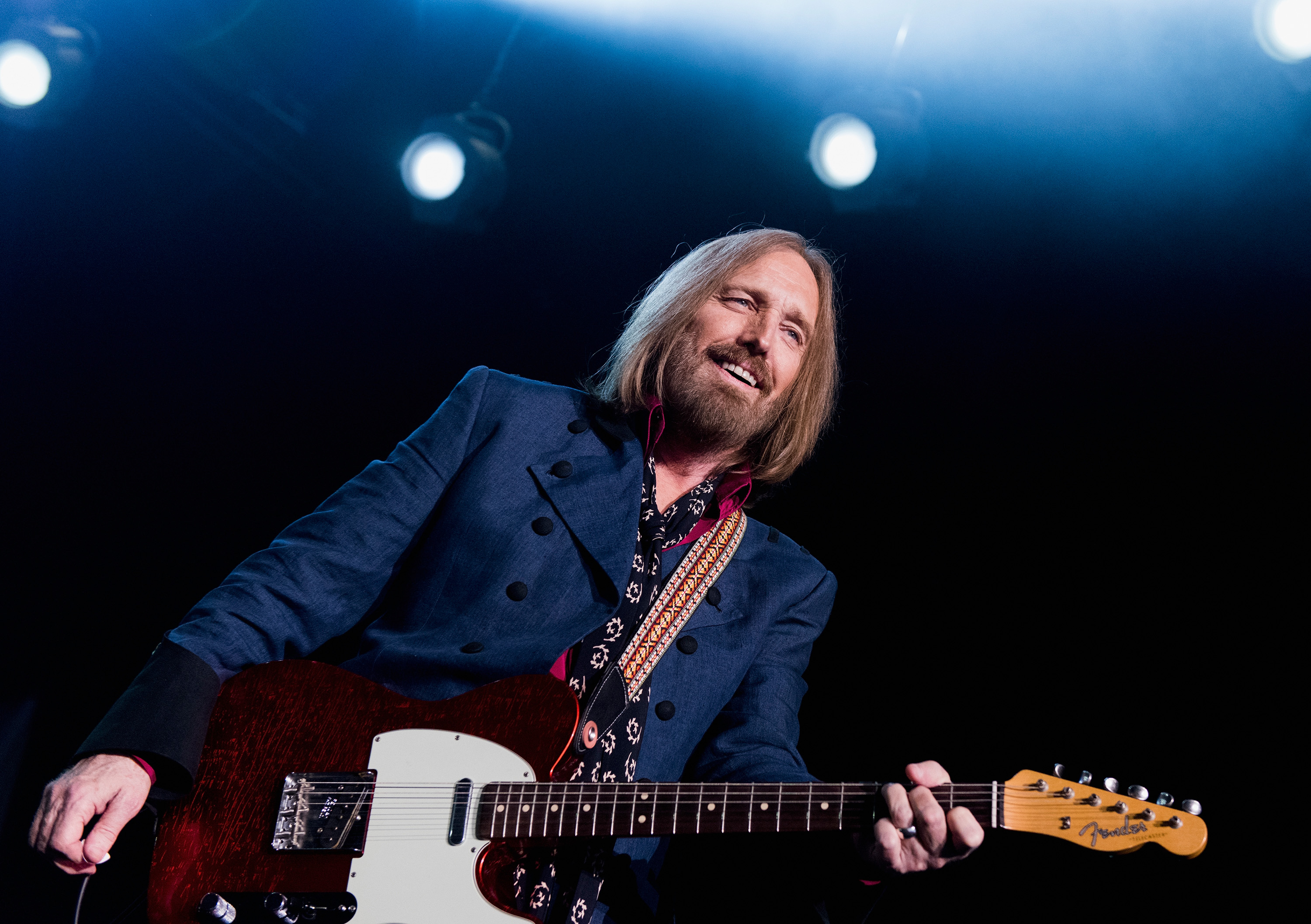 Tom Petty on Sam Smith Settlement: 'No Hard Feelings. These Things Happen'