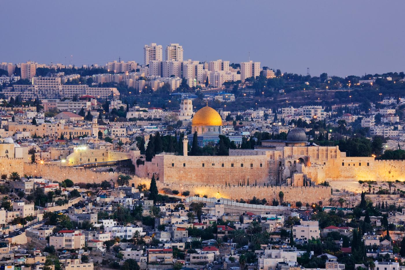 Sluts Jerusalém