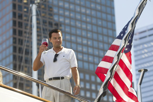 'The Wolf of Wall Street' Drops 506 F-Bombs, Setting a New Record