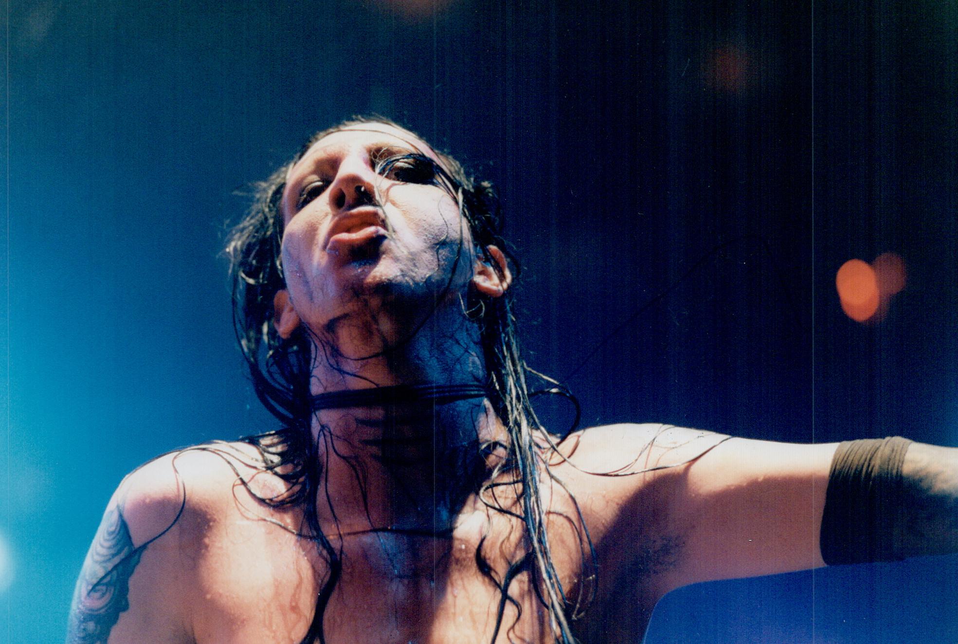 Marilyn Manson: Sympathy for the Devil